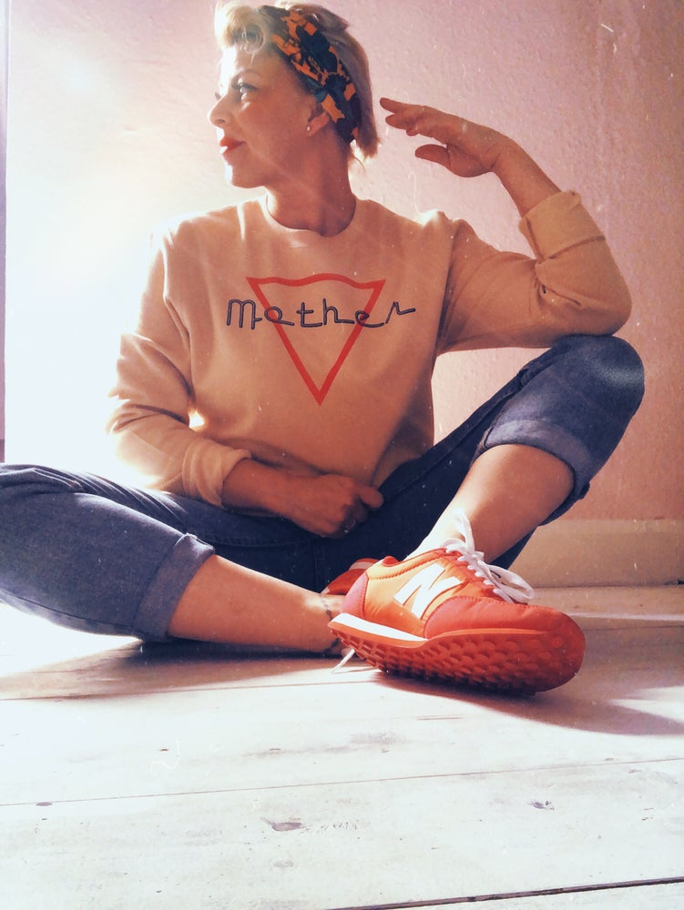 Image of MOTHER retro style sweat