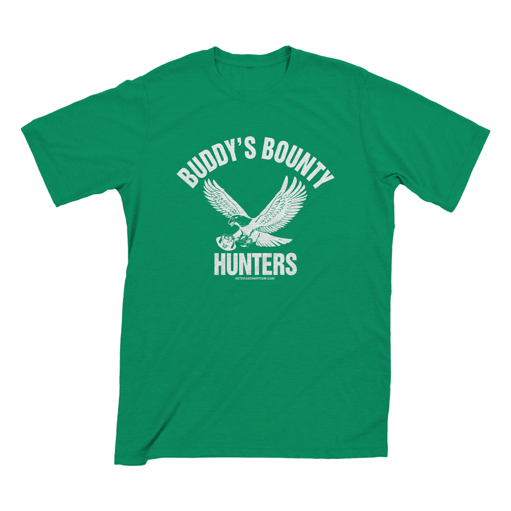 Image of Buddy's Bounty Hunters T-Shirt