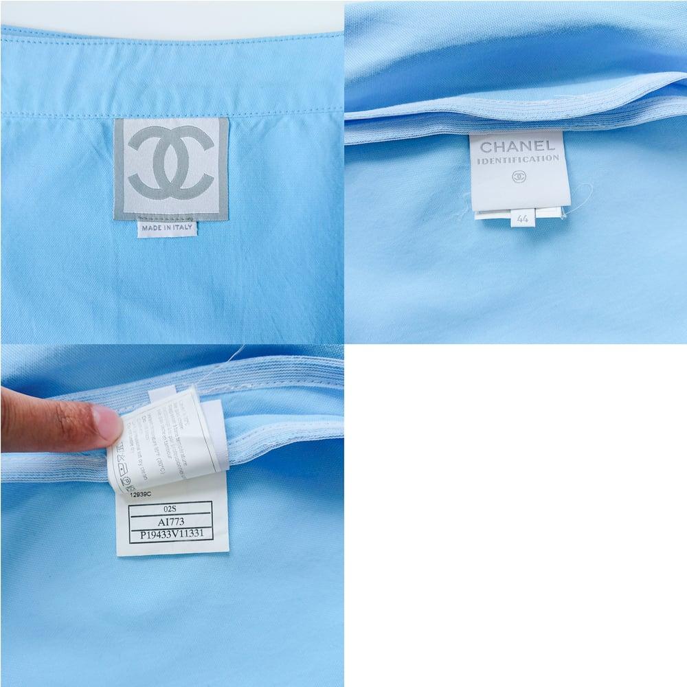 Image of Chanel Identification Skirt