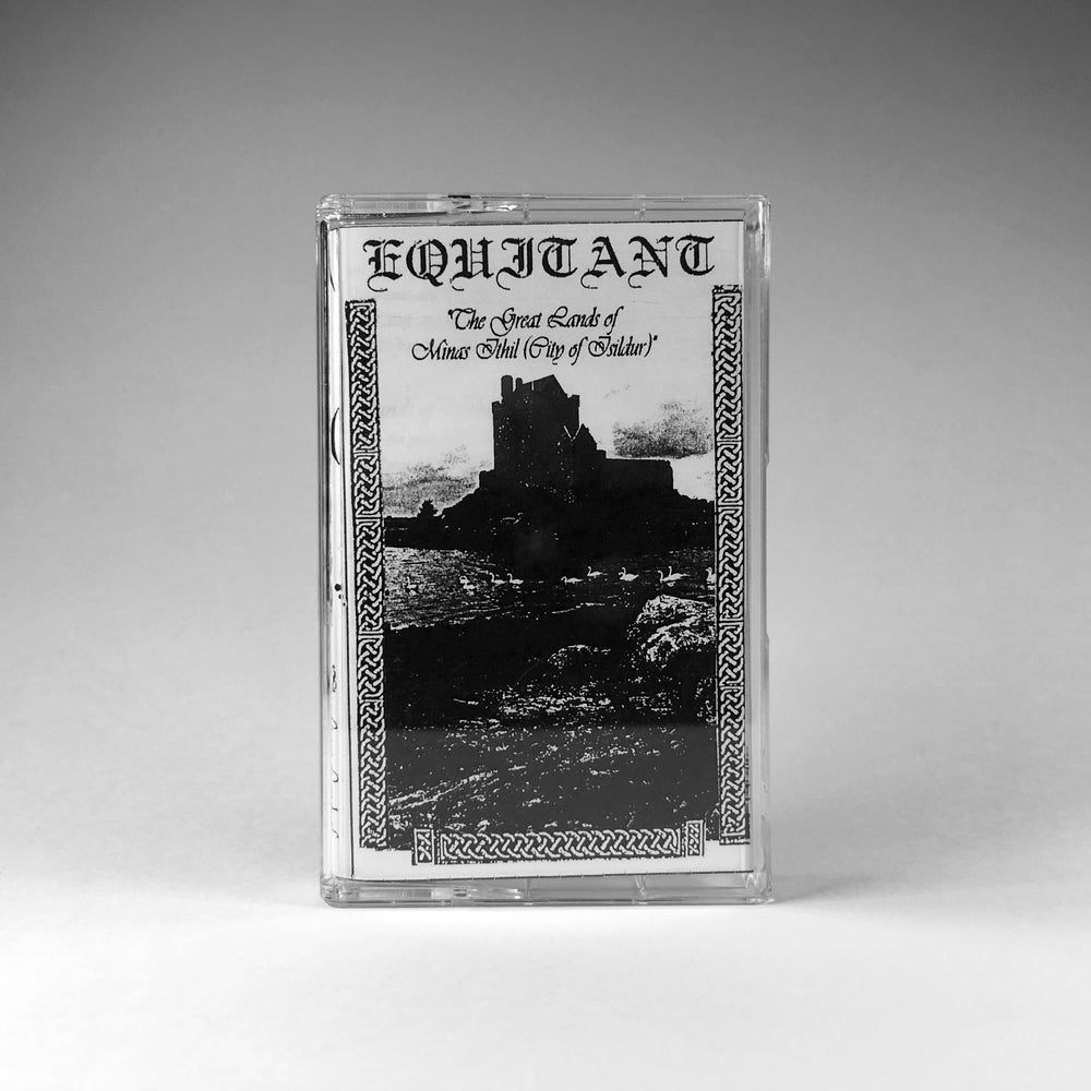 Image of EQUITANT - THE GREAT LANDS OF MINAS ITHIL DEMO ll 1994 CASSETTE