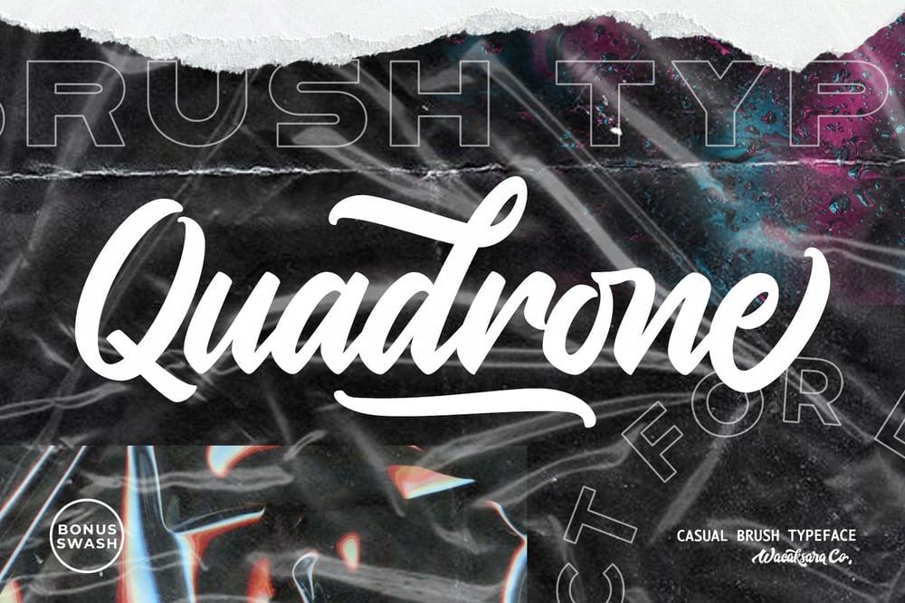 Image of Quadrone
