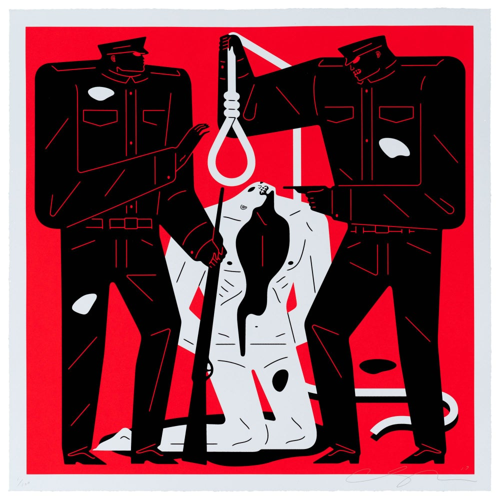 Image of Cleon Peterson - Punishment is What We Wanted all Along