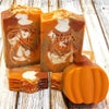 Pumpkin Cardamom Goat Milk Soap