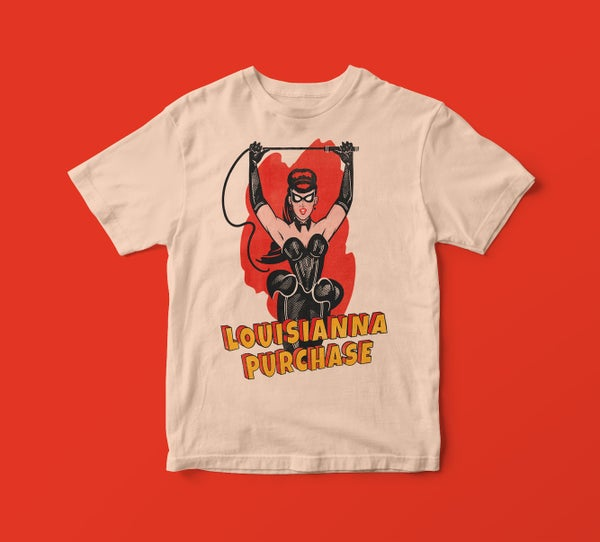 Image of Louisianna Purchase Supervillian shirt