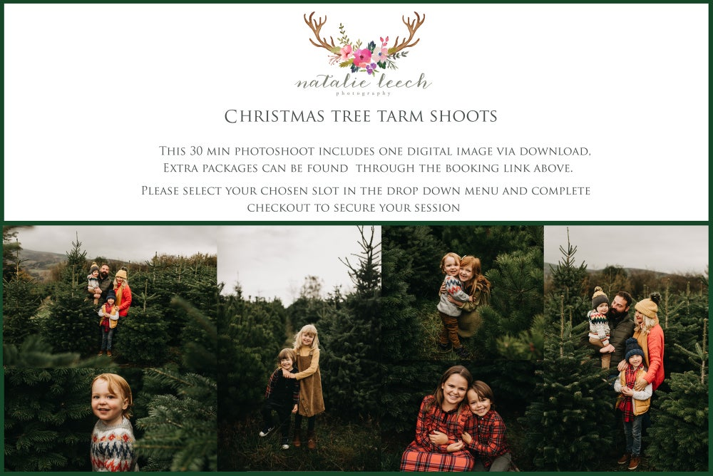Christmas Tree Farm Photography.Christmas Tree Farm Mini Shoots