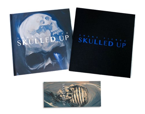Image of Skulled Up Art Book