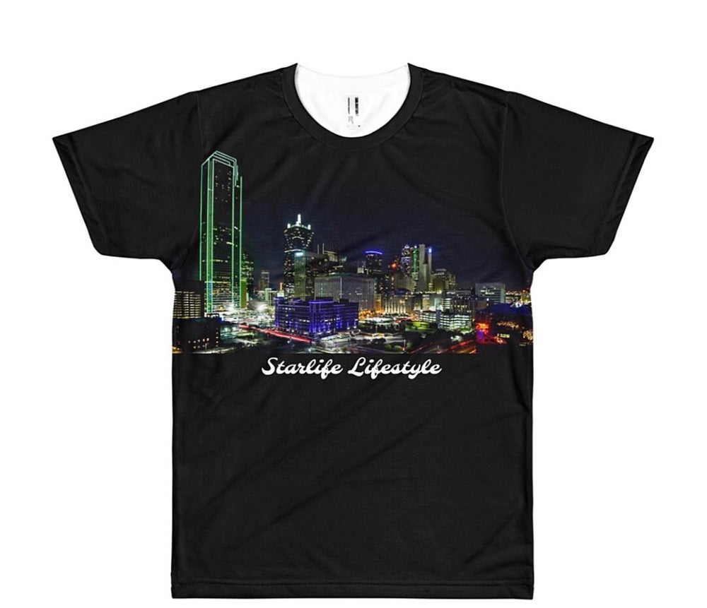 Image of Dallas Lifestyle T-Shirt