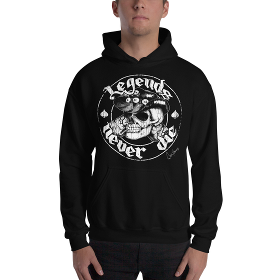 Image of LEGENDS PULLOVER HOODIE