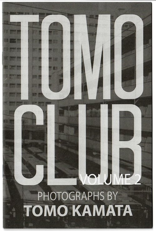 Image of TOMO CLUB vol 2 by Tomo Kamata