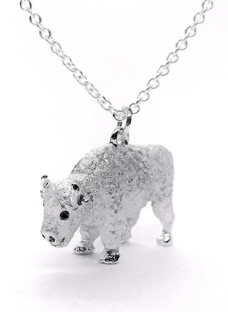 Image of Buffalo Pendant