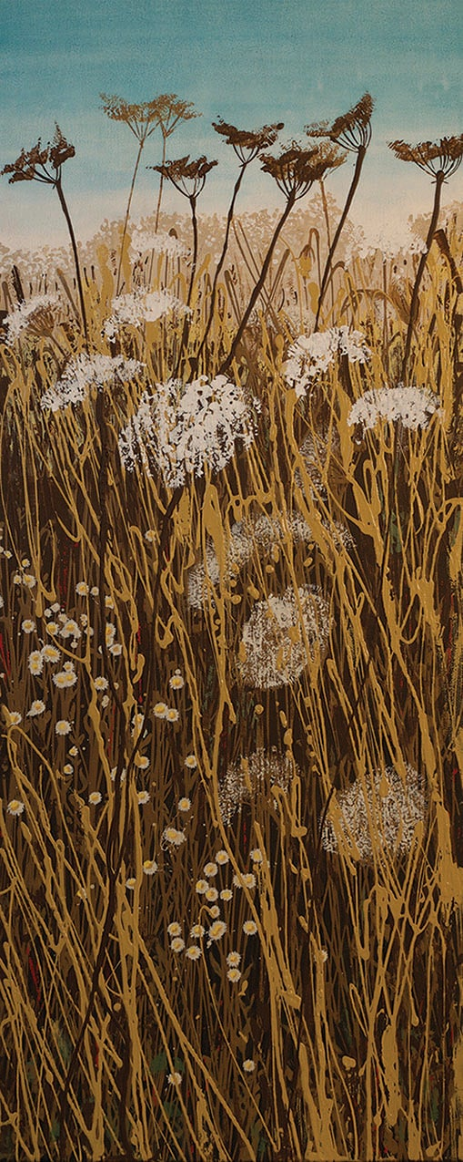 Image of Queen Anne's Lace print