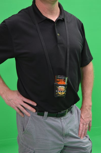 Image of Brewed Beer Taster Lanyard