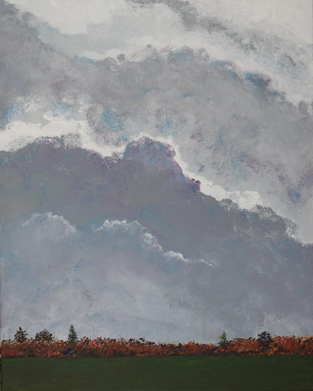 Image of Big Sky print