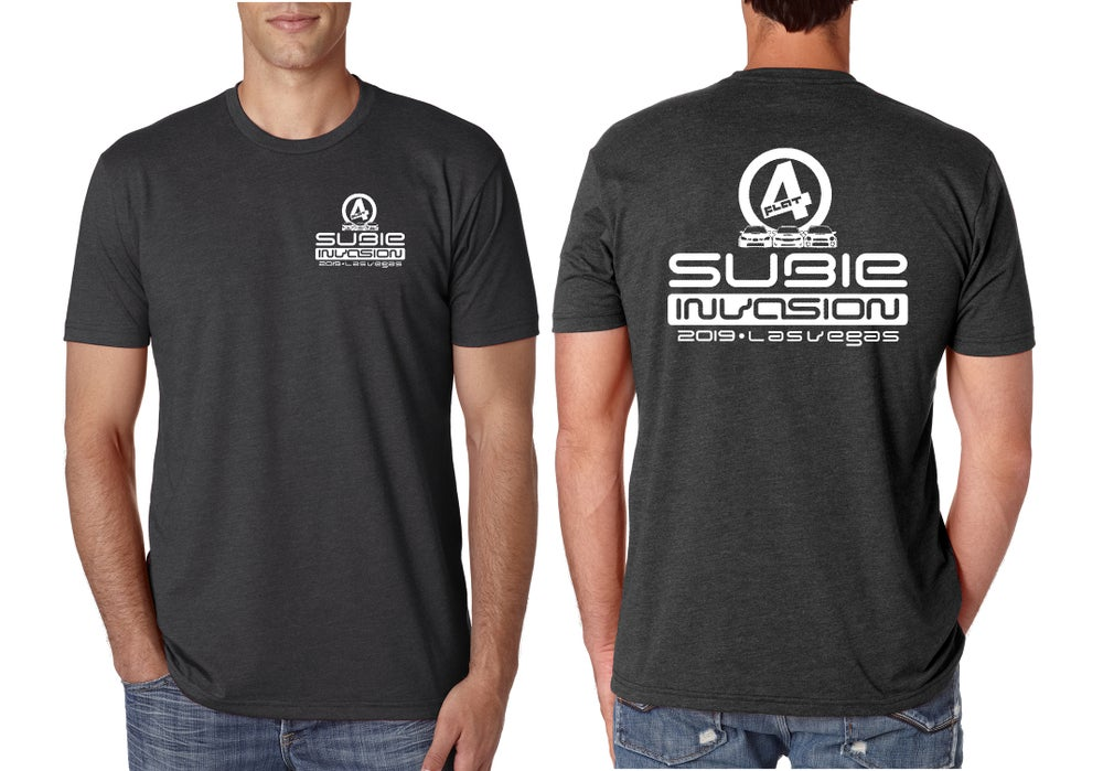 Image of Subie Invasion 2019 T-Shirt Pre-Order
