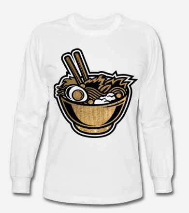 Image of Noodles In Gold