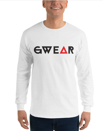 Image of Triangle Gwear - White