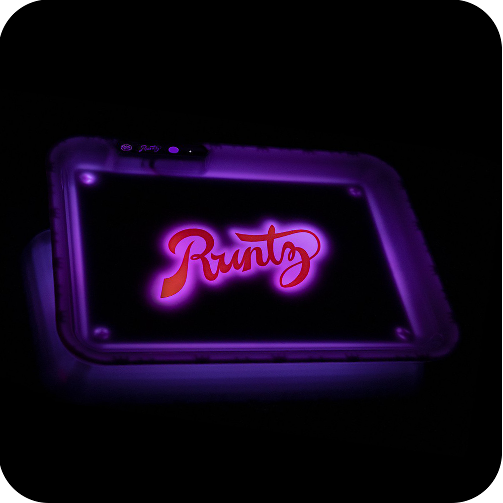 Image of GLOW TRAY x RUNTZ