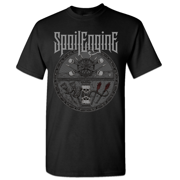 Image of Pure f%king metal shirt