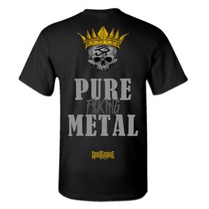 Image of Pure f%king metal - PRE-ORDER