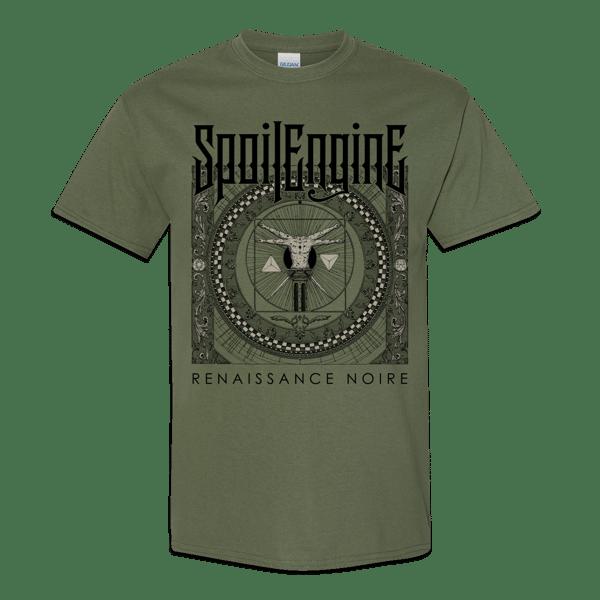 Image of Renaissance Noire shirt
