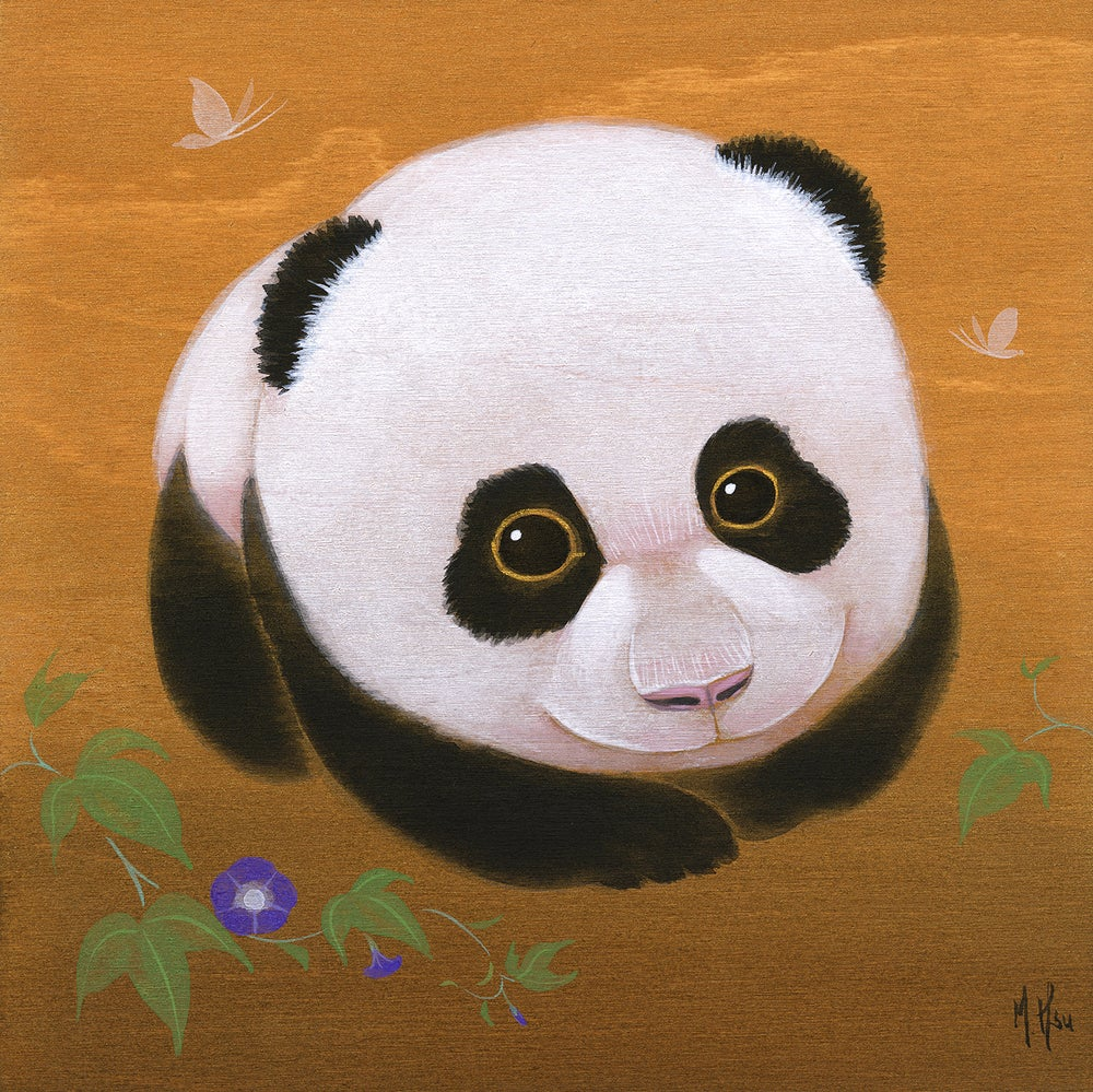 Image of Panda Smile - Prints