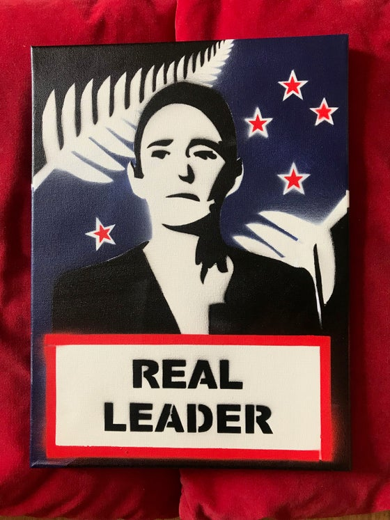 Image of Jessica Ardern: New Zealand's Real Leader