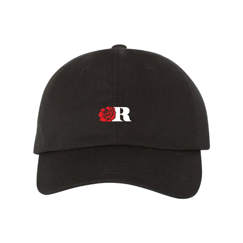 Image of Raja Rose Signature hat (Black)
