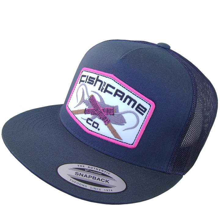 Image of Originator Gaff® Trucker (pink series)