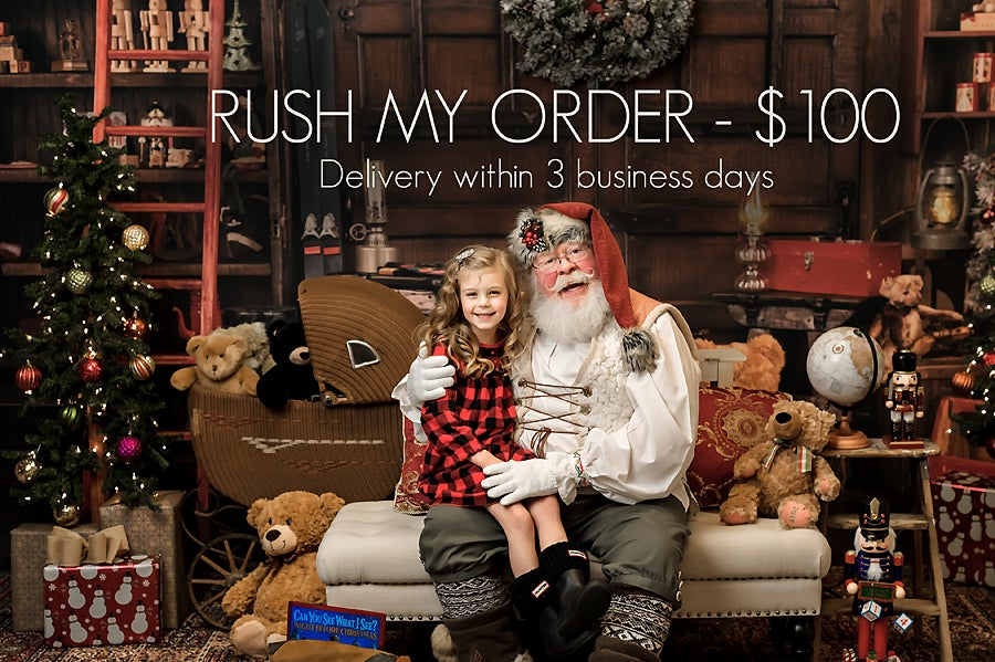 Image of Rush My Order! - Within 3 Business Days