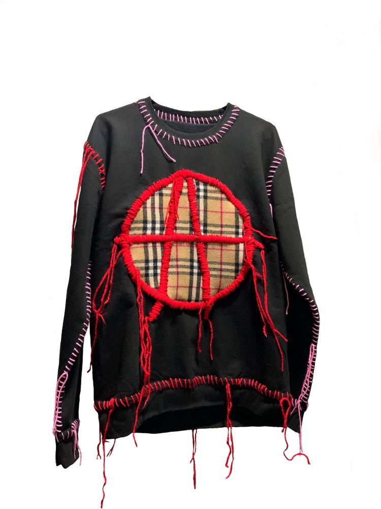Image of ANARCHY X FAKE BURBERRY SET