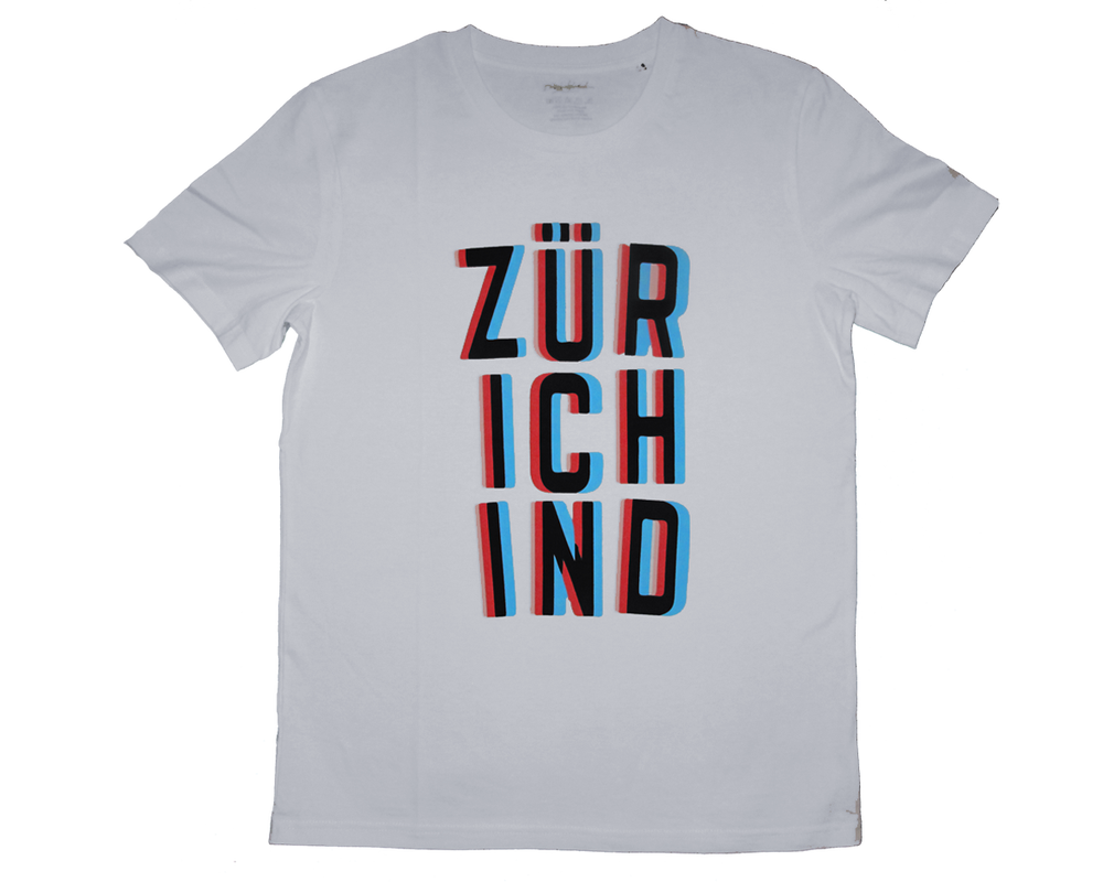 Image of ZÜRICHIND XII - Shirt trümlig