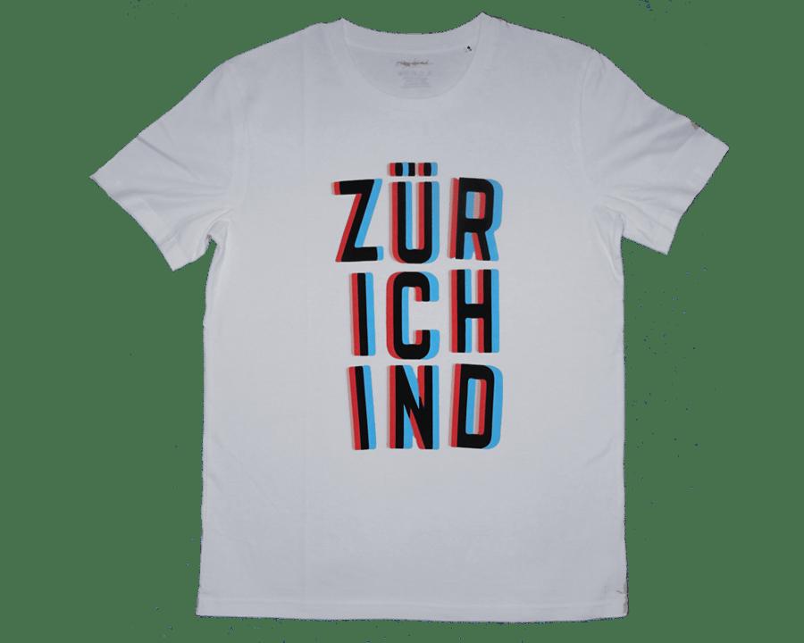 Image of ZÜRICHIND XII - Shirt trümlig