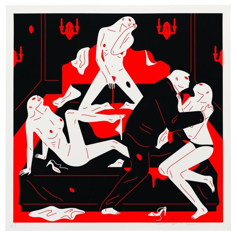 Image of Cleon Peterson - Pissers II