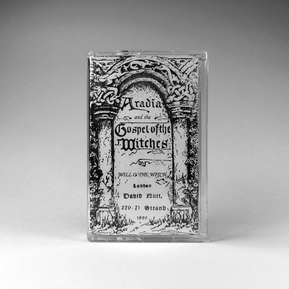 Image of WILL O' THE WITCH – ARADIA AND THE GOSPEL OF WITCHES 1992 CASSETTE