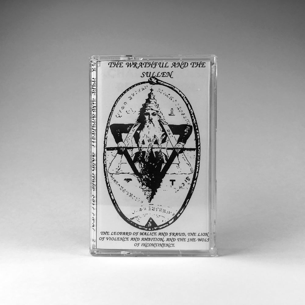 Image of THE WRATHFUL AND THE SULLEN – THE LEOPARD OF MALICE AND FRAUD…DEMO I 1992 CASSETTE