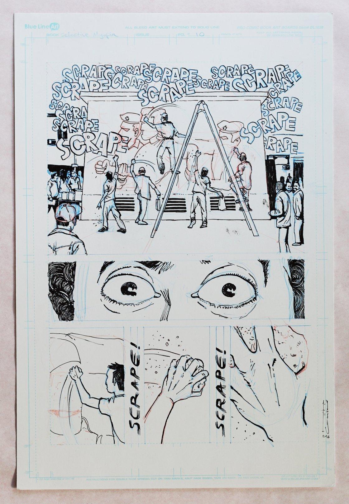 Image of Selective Myopia, Pg. 10