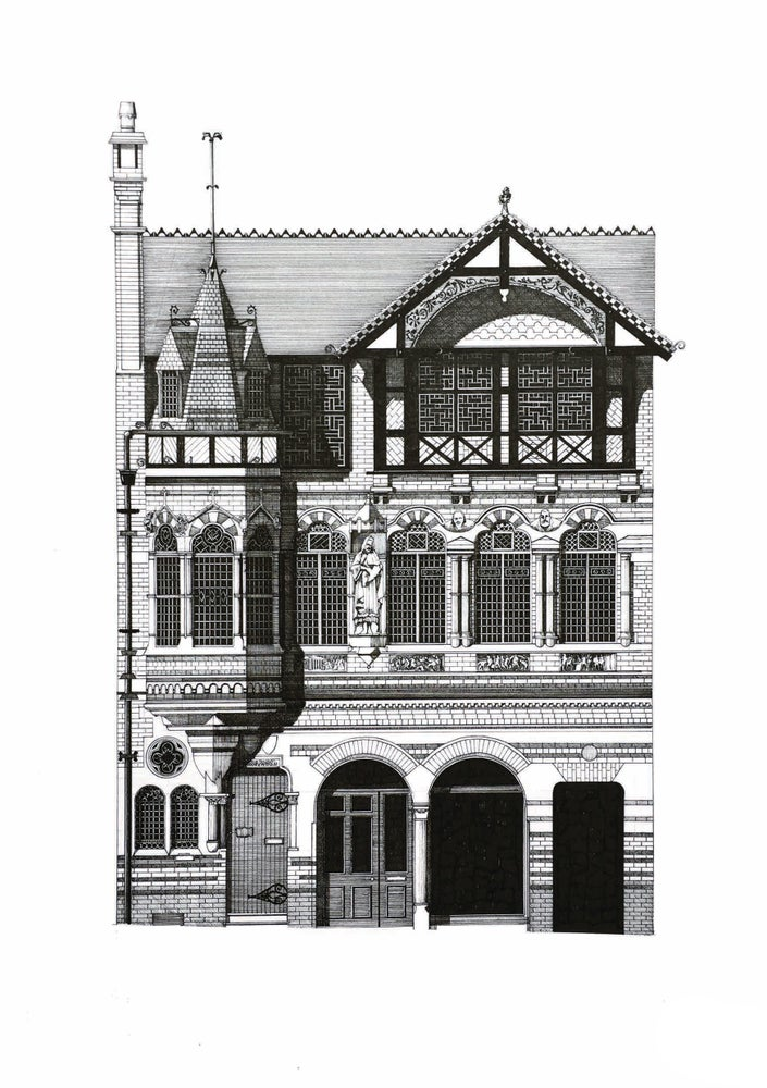 Image of Watson Fothergill Offices. Nottingham