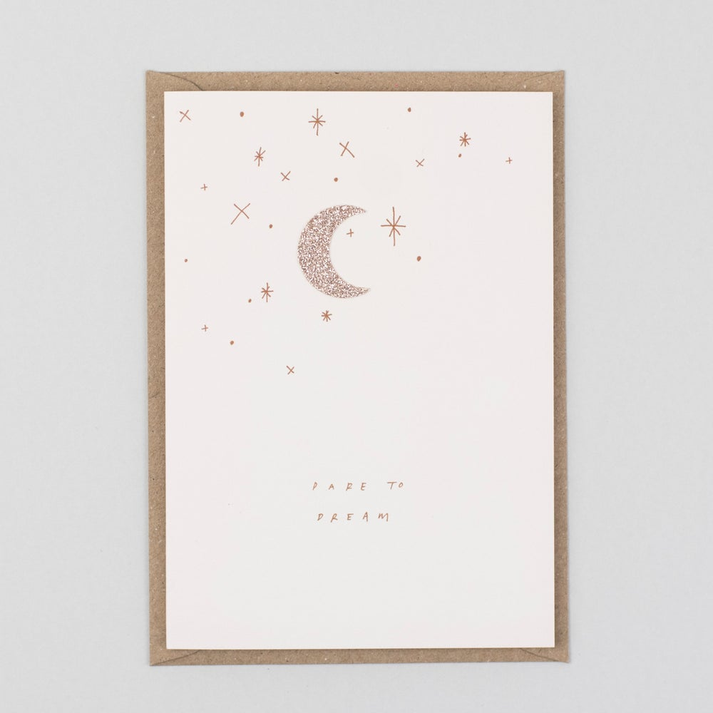 Image of Dare To Dream Card