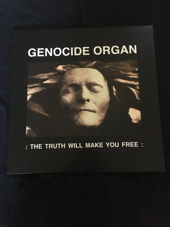 Image of Genocide Organ - The Truth Will Make You Free LP (Tesco)