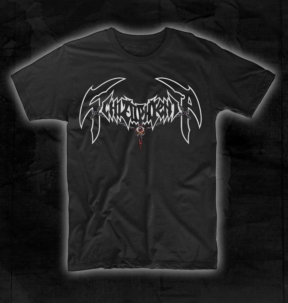 Image of Schizophrenia - Logo T-shirt