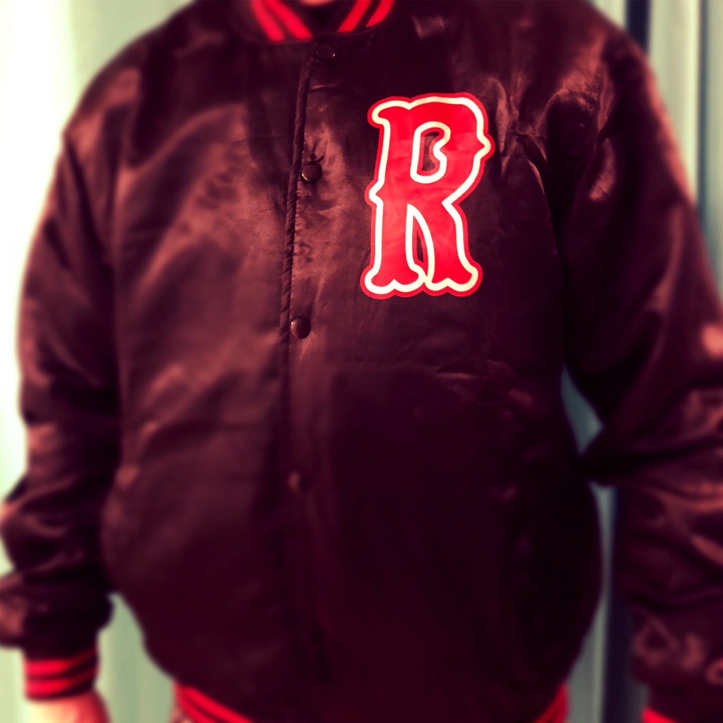 Image of Team RUDOS Baseball Jacket - 20% OFF UNTIL JAN 1