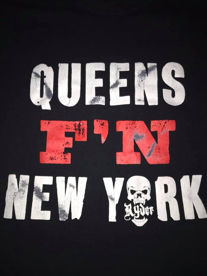 Image of Queens F'N New York T-Shirt