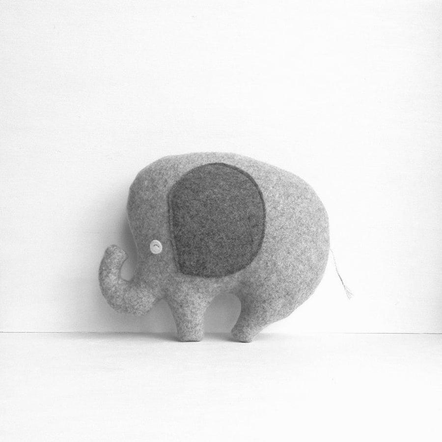 Image of the Elephant