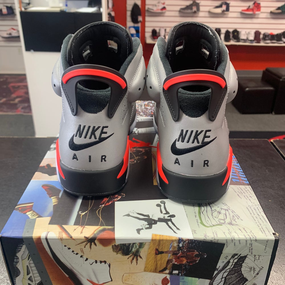 Image of Jordan 6 - Reflections of A Champion - Size 8