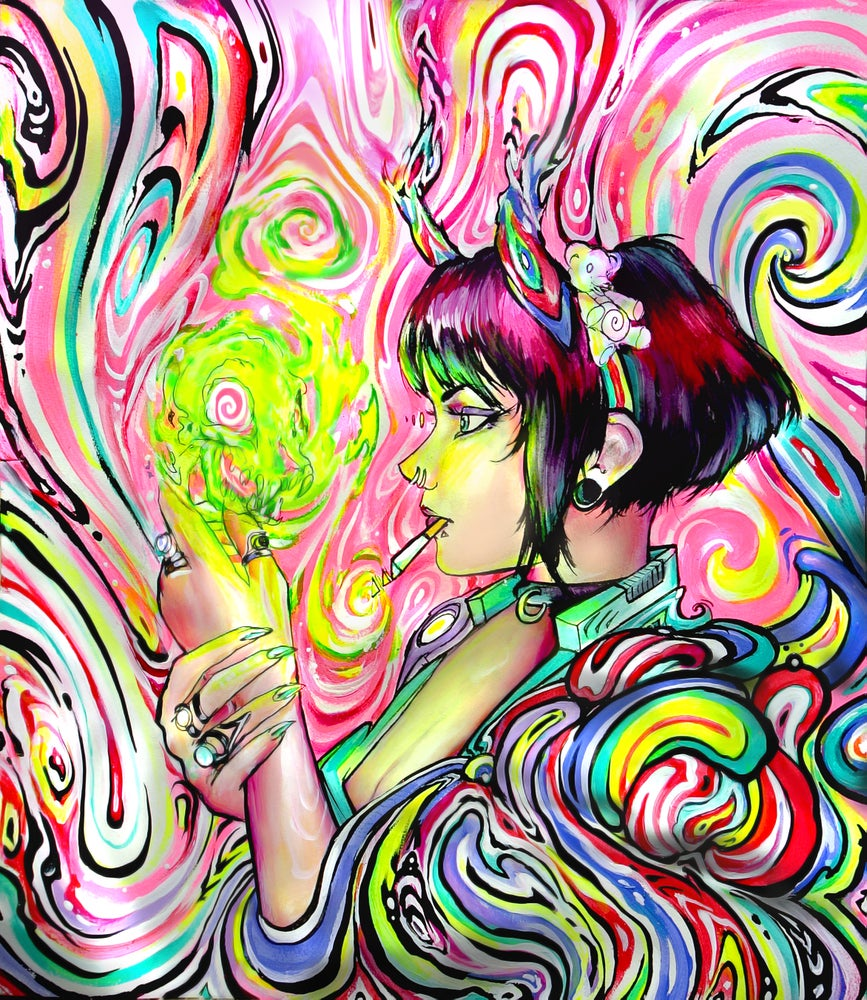 """Image of Limited Edition """"Candy Coated"""" Print"""