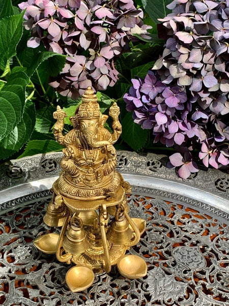 Image of Ganesha Deep/Lamp