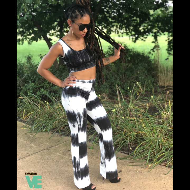 Image of Tie Dye 2 Piece Set