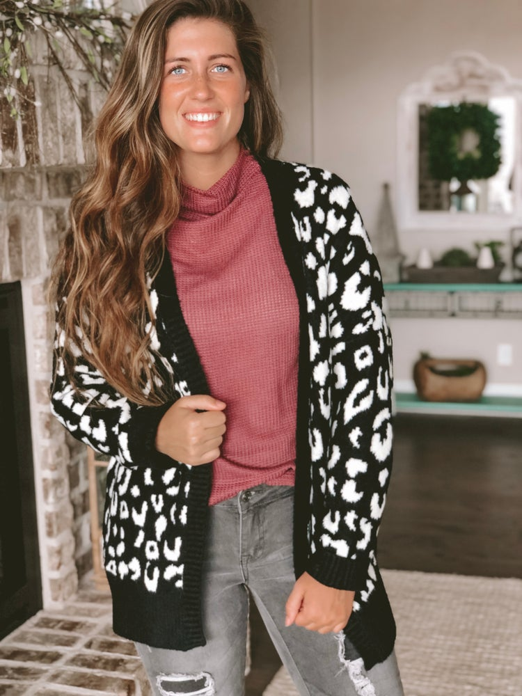 Image of ZOE KNIT CARDIGAN
