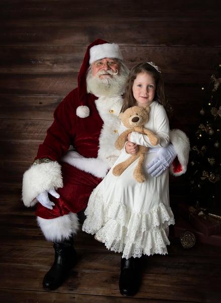 Image of Santa and Mrs. Claus Mini