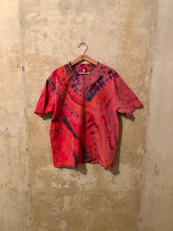 Image of Tie Dye Shirt Large - #6